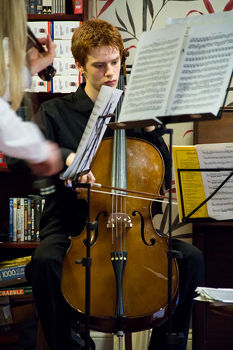 Senior Strings Cello